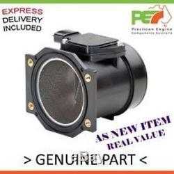 As New GENUINE Air Flow Meter For Nissan Navara Pathfinder D22 R50 3.3L CG33E
