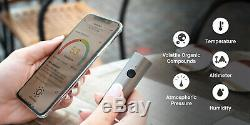 Atmotube Plus Portable Air Quality Tracker and Monitor