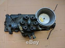 Audi 80 90 B3 Coupe 2.2 Kv Engine Fuel Injection Head Divider Air Flow Meter