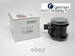 Audi Air Mass Sensor, MAF HITACHI 2505075, MAF0036, 06C133471A NEW OEM