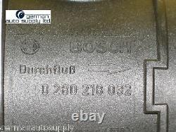 Audi Volkswagen Air Mass Sensor, MAF BOSCH 0280218032 NEW OEM VW MAF
