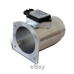 BBK 80095 76mm MAF Mass Air Flow Meter For 94-95 Mustang with24LB Injector