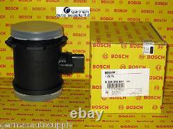 BMW Air Mass Sensor, MAF BOSCH 0280218077 NEW OEM