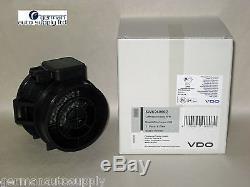 BMW Air Mass Sensor Siemens / VDO 13621432356 NEW OEM MAF Air Flow Meter