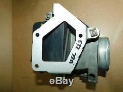 BMW E23 E24 635CSi E28 E32 735i E34 535i Mass Air Flow Meter Sensor Part 1286064