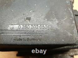 BMW E30 318i E28 518i M10B18 MASS AIR FLOW METER SENSOR 1285052 BOSCH 0280202050
