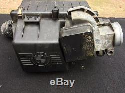 BMW E30 320i OEM Air Filter Box Complete With Bosch Air Flow Meter