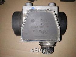 BMW E36 320i M50 2.0 NON VANOS 6 PIN Mass air flow MAF sensor meter 0280212010