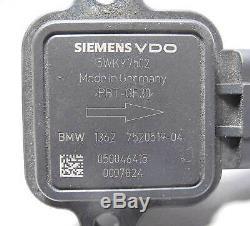 BMW M54 N52 6-Cylinder 3.0i Mass Air Flow Meter MAF AFM VDO 2004-2008 E60 E90