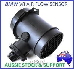 BMW MASS AIR FLOW SENSOR METER 540i 740i 840ci z3 92-04 E34 E38 E39 V8 MAF AFM
