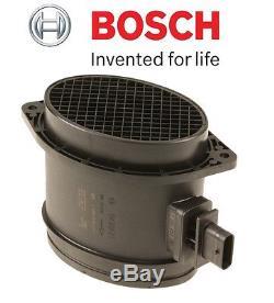 BMW X5 E70 4837cc V8 Mass Air Flow Meter Sensor MAF Bosch OEM 0 280 218 271
