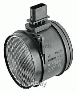BOSCH MAF Mass Air Flow Meter Sensor Fits BMW X3 X5 X6 E83 E70 E61 E60 2004