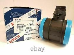 Bosch Vxr Air Flow Meter Sensor Maf 80mm 0280218211 Turbo