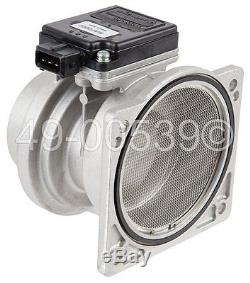 Brand New Genuine OEM Mass Air Flow MAF Sensor Meter For Nissan Truck & SUV