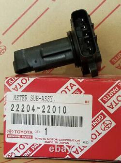 Brand New OEM Denso Mass Air Flow Meter MAF Sensor for Toyota Lexus Scion