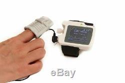 CMS-RS01 Sleep Apnea Screen Meter, SpO2 Pulse Rate Nose Air flow monitor Alarm+SW
