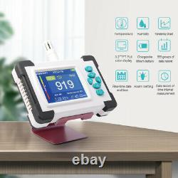 CO2 ppm Meters Carbon Dioxide Detector Gas Air Quality Analyzer Monitor Logger