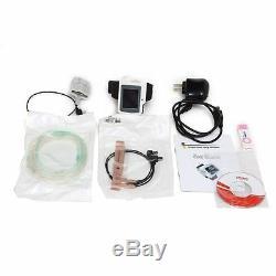 CONTE Sleep Apnea Meter Respiratory Monitor SpO2 Nose Air flow Software CMS-RS01