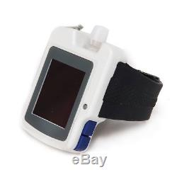 CONTEC RS01 Sleep Apnea Meter, SpO2 Heart Rate Nose Air flow monitor Alarm+SW