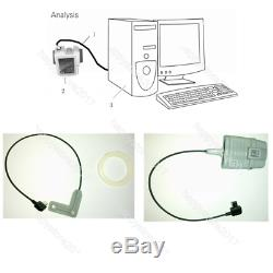 CONTEC Sleep Apnea Meter, SpO2 Heart Rate Nose Air flow monitor Alarm+SW RS01