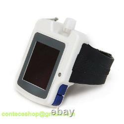 CONTEC Wrist Sleep Apnea Screen Meter Nose Air Flow Meter, USB PC Software, NEW