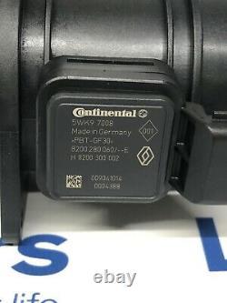 Continental OEM Renault Trafic 2.0 dCI Diesel Mass Air Flow Meter Sensor