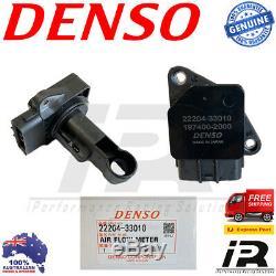 DENSO OEM AIR FLOW METER MAF PRADO 02-09 Hiace 06-11 22204-33010 D-4D diesel 3.0
