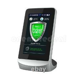 DM72B WIFI Air Quality Monitor Analyzer CO2 Detector PM2.5 Detector TVOC Meter