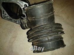 Datsun 280Z Air Flow Meter Boot Intake AFM Hose OEM 818 and 1975 Throttle body
