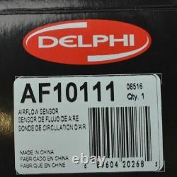 Delphi AF10111 Mass Air Flow Sensor Meter for Ford Lincoln Mazda Mercury New