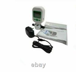 Digital Display air oxygen nitrogen mass flowmeters Flow Meters 0-25L/min 6mm