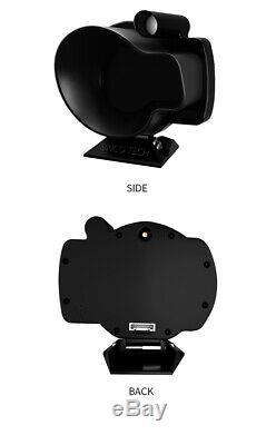Digital Racing Gauge Tachometer Water Temp Air Intake Temp Pressure Speed Meter