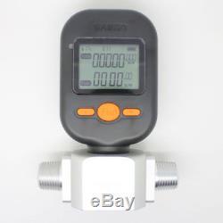 Digital compressed Air Nitrogen Oxygen Gas Mass Flow Sensor Meter MF5712