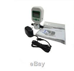 Digital display 0-25L/min 6mm air oxygen nitrogen mass flowmeters flow meter