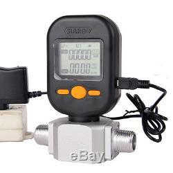 Digital gas flow meters compressed air /digital display meter / 0-200L FAST SHIP
