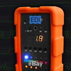 EDI Meter Logs EMF Temperature Humidity Vibration Air Pressure Ghost Hunting