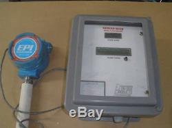 Eldridge Series 8000 Mass Air Flow Meter