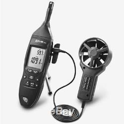 FLIR EM54 HVAC/Environmental Meter, Air Velocity/Flow, Temp, Humidity