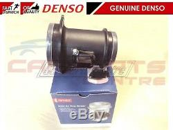 FOR AUDI A4 A6 A8 2.7 3.0 TDi GENUINE DENSO AIR MASS FLOW SENSOR PROBE & HOUSING