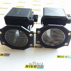 Fit Nissan GTR RB26DETT Air Flow Meter BNR32 BCNR33 BNR34 22680-05U00 MASS AFM