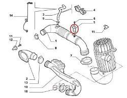 Fits Fiat Ducato Peugeot Boxer Citroen Relay Air Flow Mass Meter Sensor