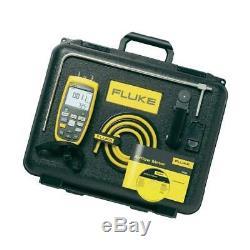 Fluke 922 Kit HVAC Pressure Air Flow Meter Micromanometer