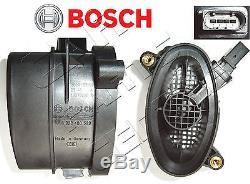 For 3 Series E90 E91 E92 318d 320d Bosch Air Flow Mass Meter Sensor 13627788744