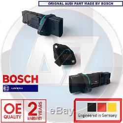 For Audi Rs4 06-08 Genuine Bosch Oem Air Mass Flow Meter Sensor 077133471m