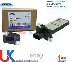 For FORD TRANSIT MK7 2.2 2.4 3.2 TDCI MASS AIR FLOW METER MAF SENSOR 6C11-12B579