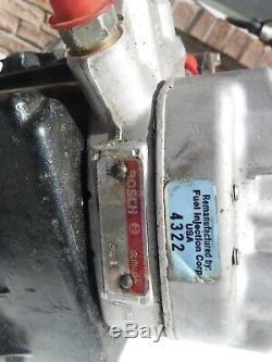 Fuel Distributor Air Flow Meter 0 438 100 071 Mercedes 230 E Ce Te 190e 123 201