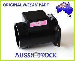 GENUINE MAF Nissan Skyline R34 Neo RB25DET AFM Air Flow Meter 22680-31U00