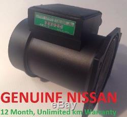 GENUINE MAF Skyline R32 R33 Series 1 AFM Air Flow Meter 22680 02U00 Green Label