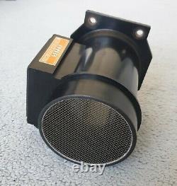 GENUINE Nissan Z32 300ZX 80mm Air Flow Meter AFM MAF Airflow Sensor & Tomei Plug