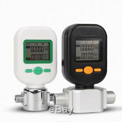 Gas Flow Meter Electronic Mass Nitrogen Oxygen Metering Digital Compressed Air